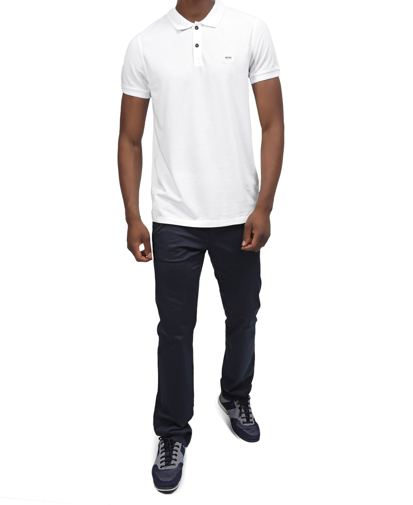 Hugo Boss Golfer - White