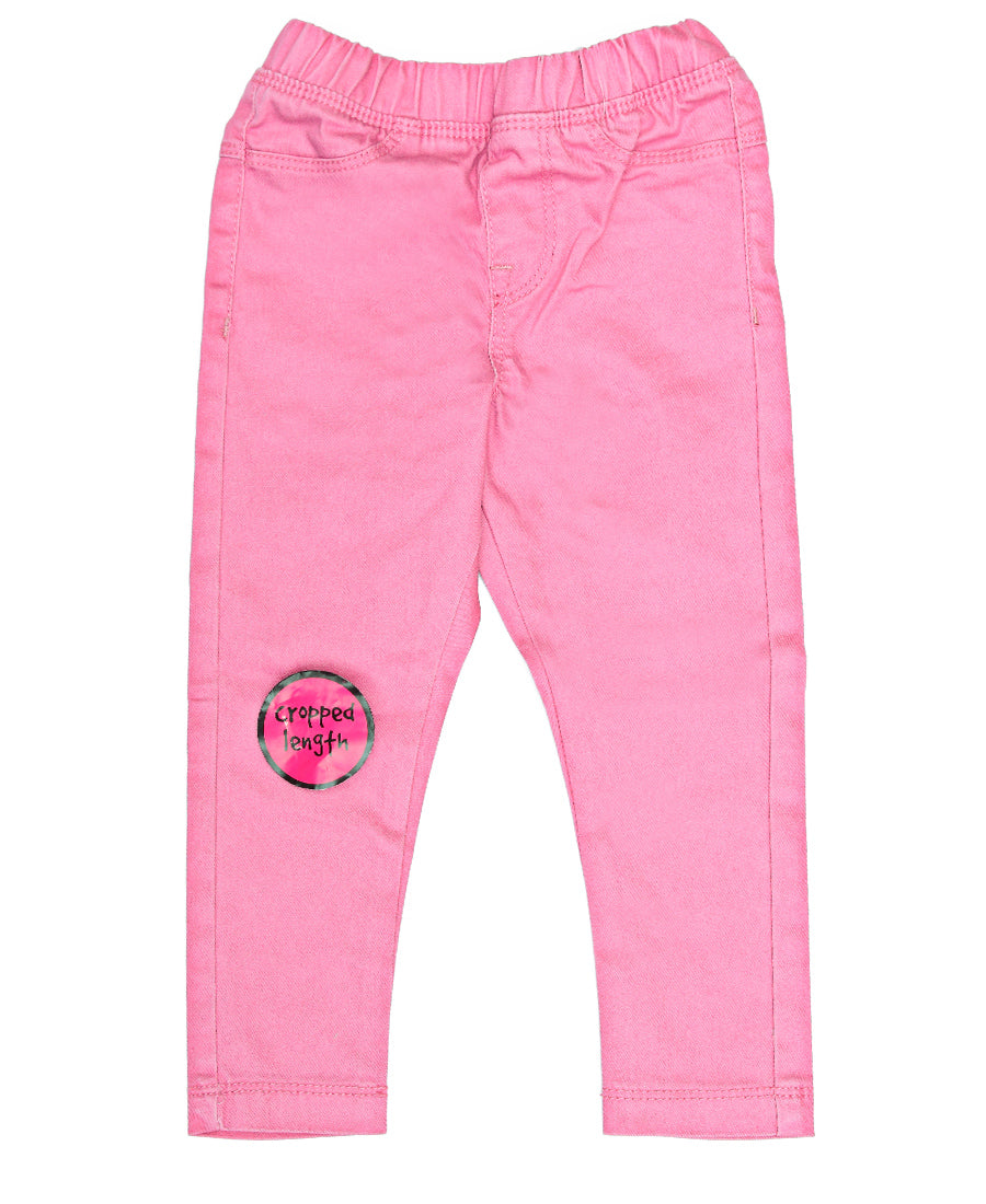 Girls Pants - Pink