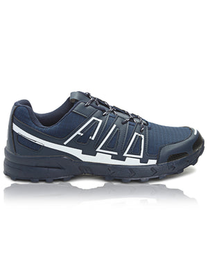 Men's Hiker Sneakers - Navy