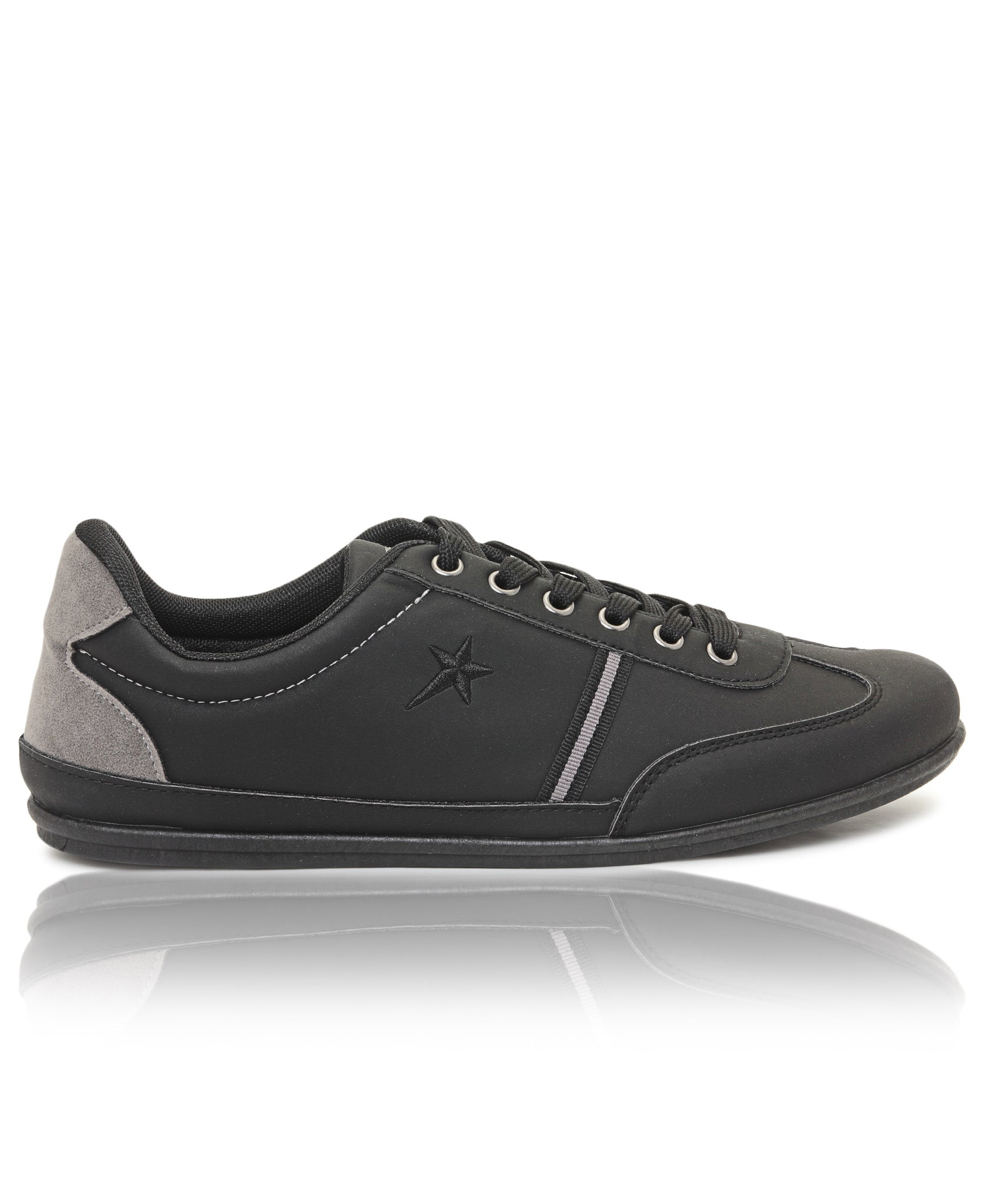 Men's Carter Sneakers - Black