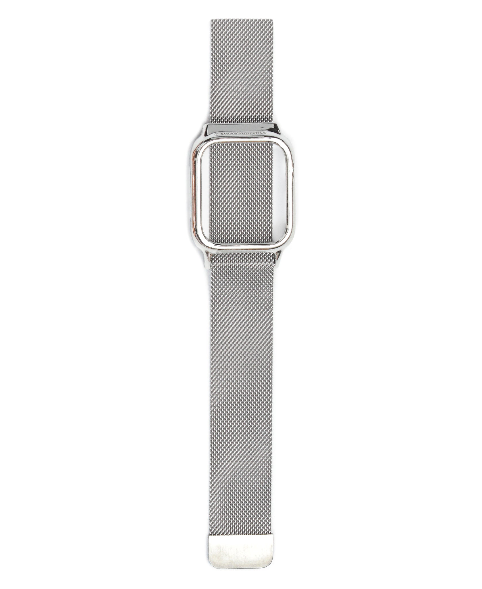 40mm Apple Watch Band With Cover - Silver