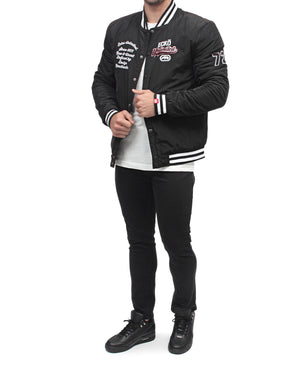 Ecko Bomber Jacket - Black