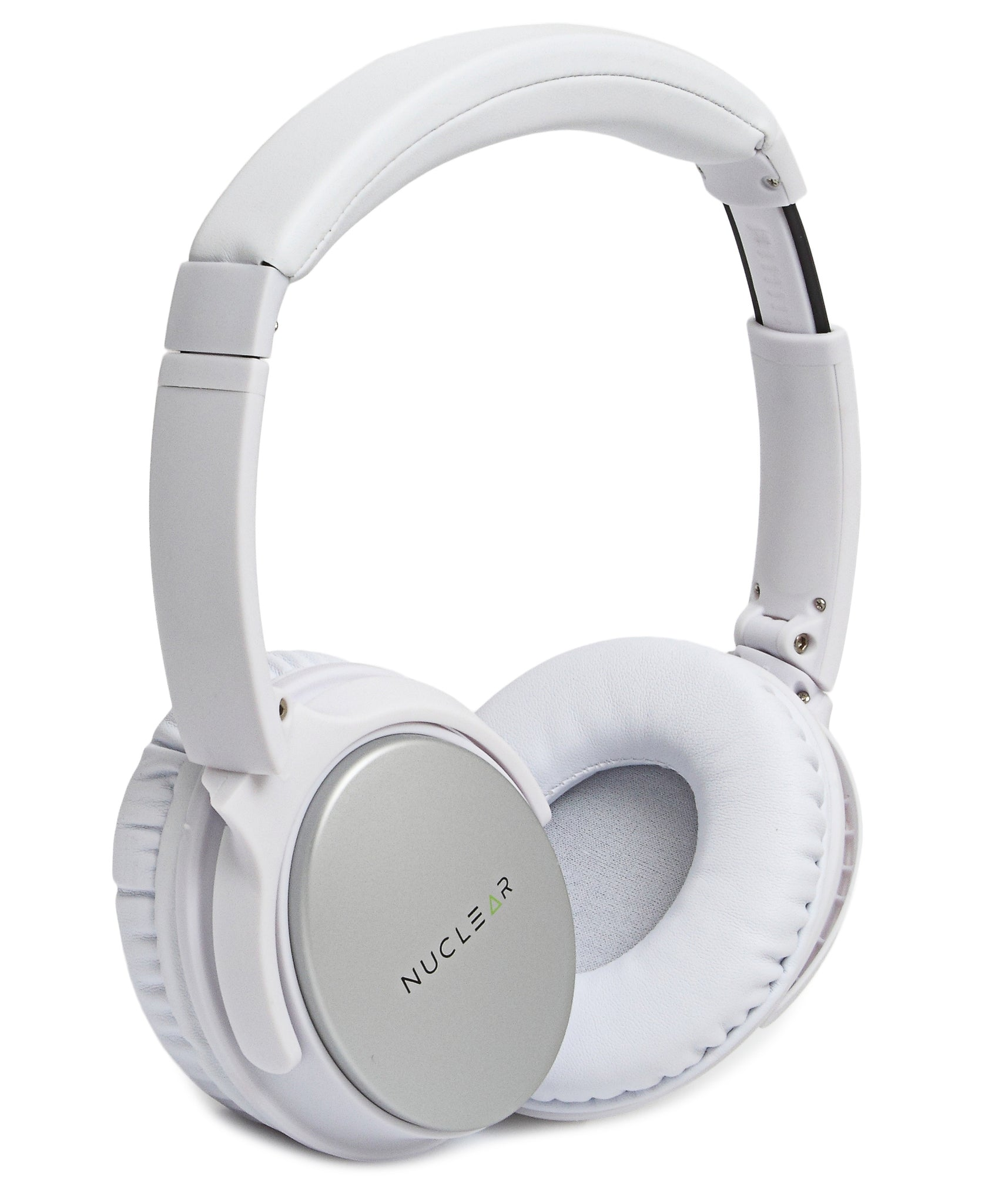 Bluetooth Wireless Headphones - White