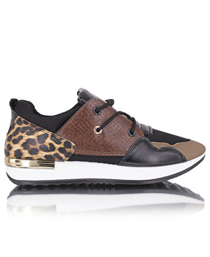 Ladies' Storm Animal - Brown