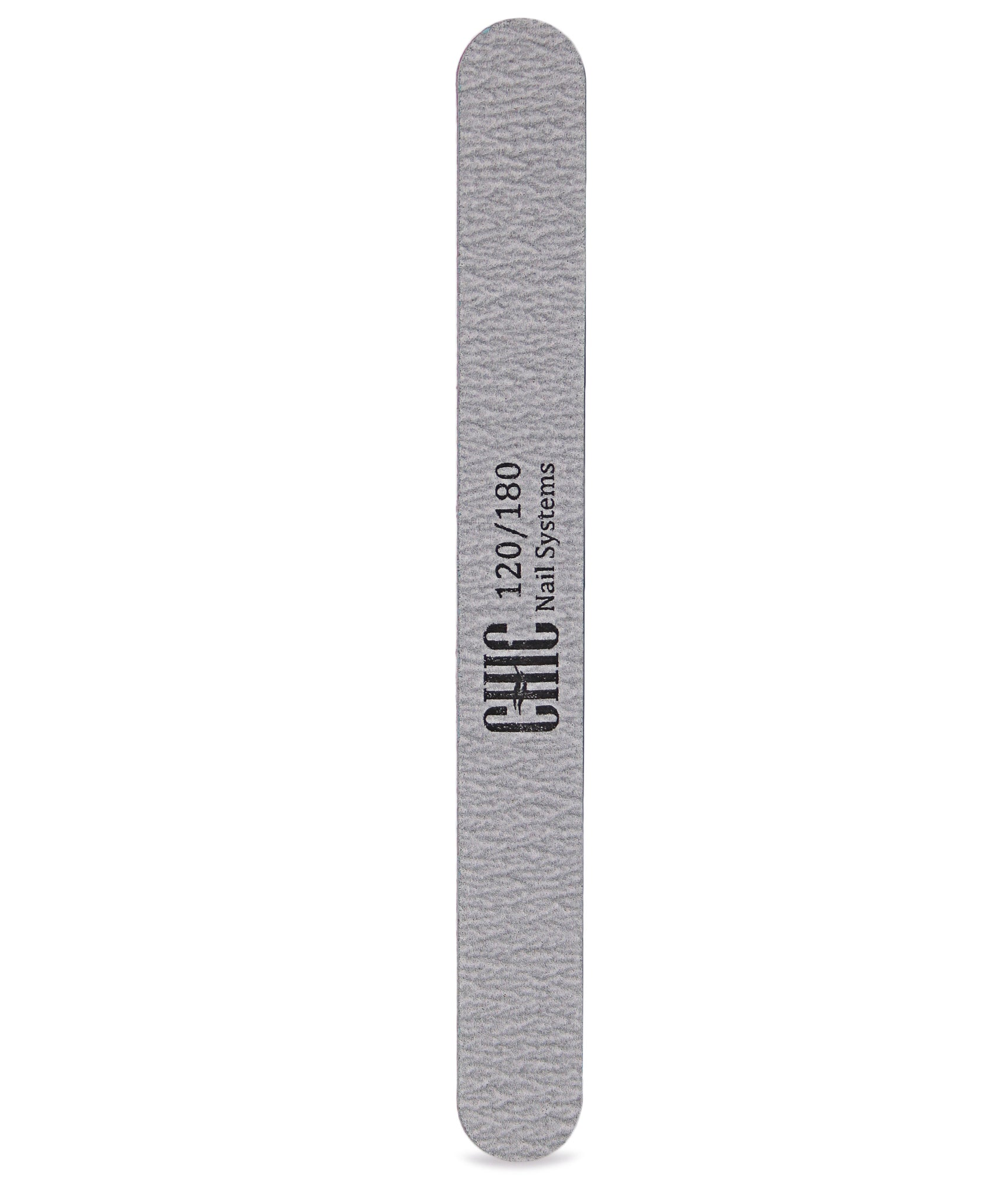 120/180 Grit Nail File - White