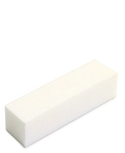 Emery Nail File - White