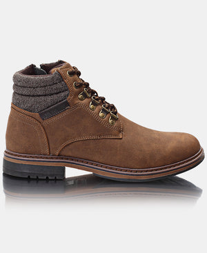 Men's Ankle Boots - Brown