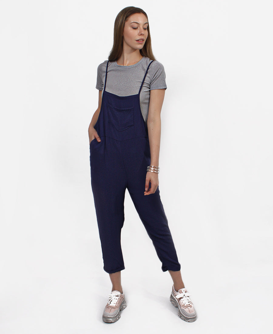 Jumpsuit - Navy