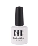 Uv Gel Top Coat Nail Polish - Clear