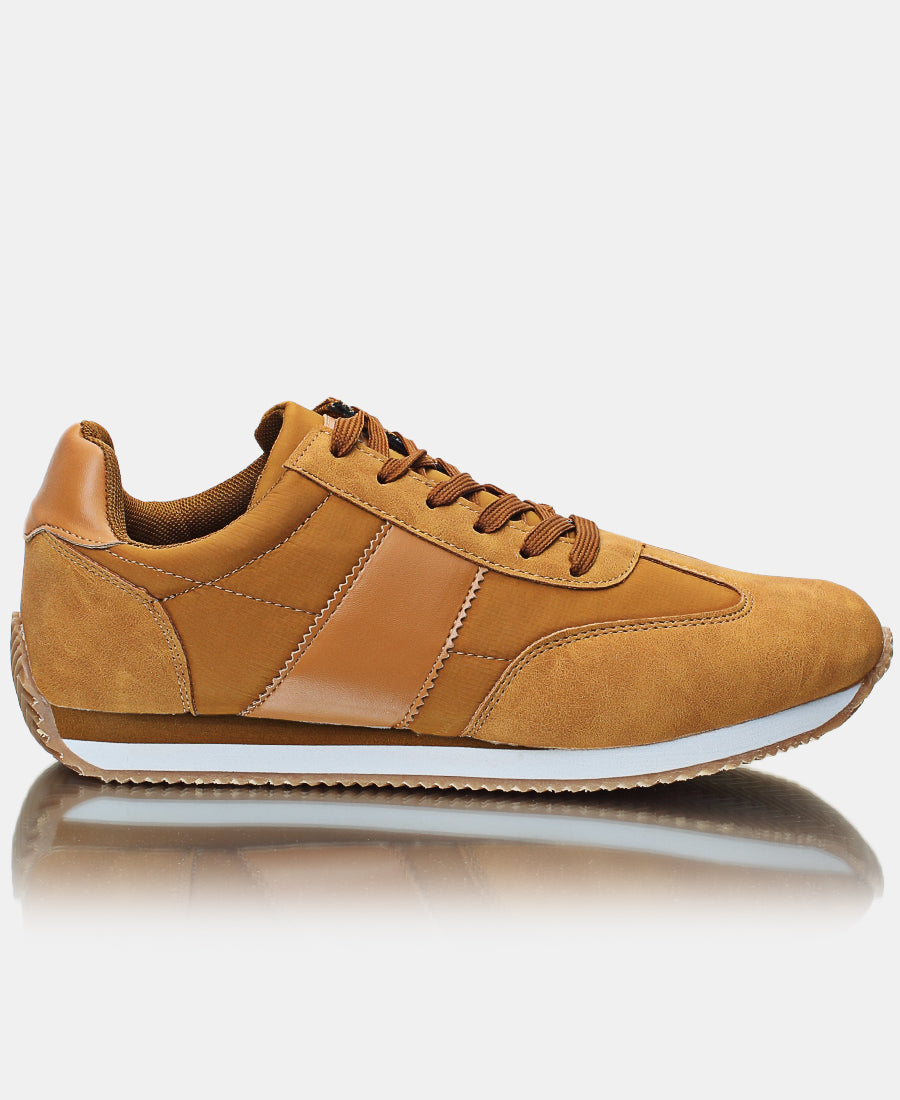 Men's Hugo Sneakers - Tan