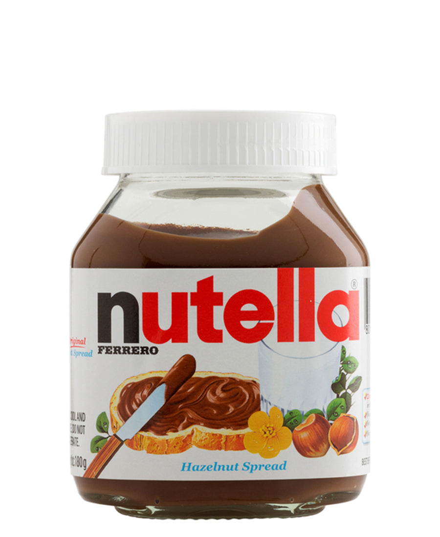 Nutella Hazelnut Spread 180g - Cream