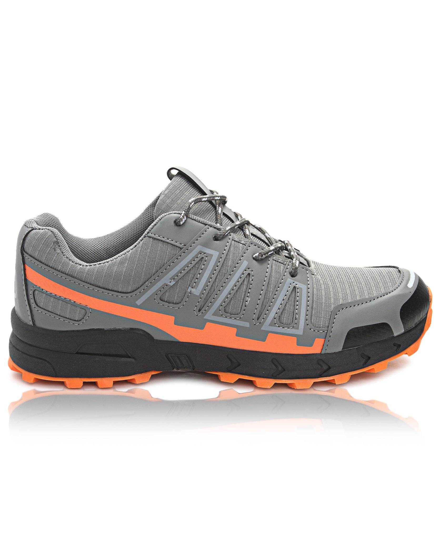 Men's Hiker Sneakers - Grey
