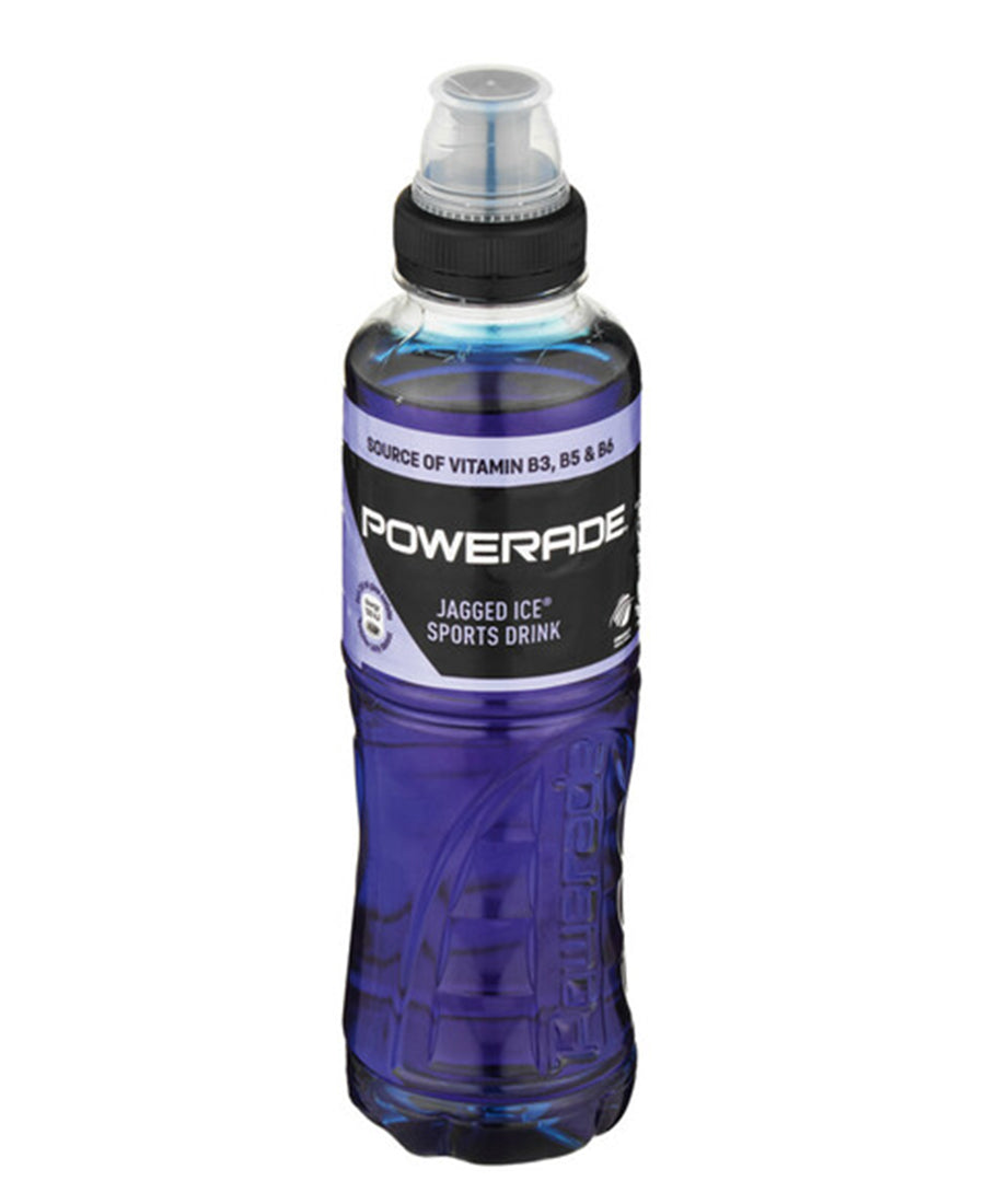 Powerade Jagged Ice 500ml - White