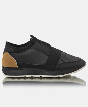 Men's Storm Sneakers - Black