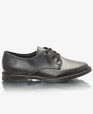 Youth School Shoes - Black
