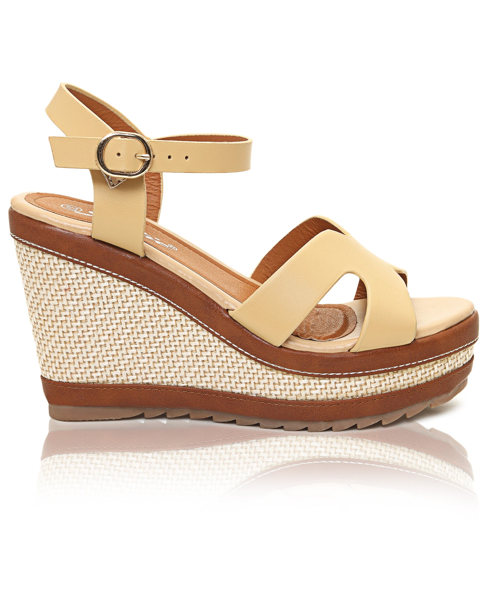 Wedge - Beige