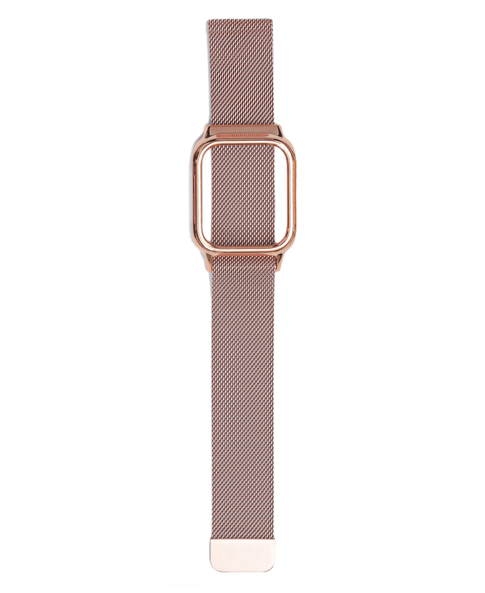 40mm Apple Watch Band With Cover - Rose Gold