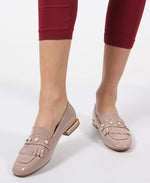 Ladies Taupe Moscow - Shoes