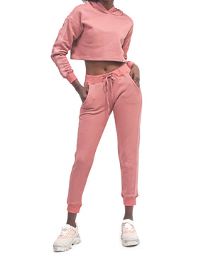2 Piece Tracksuit - Pink