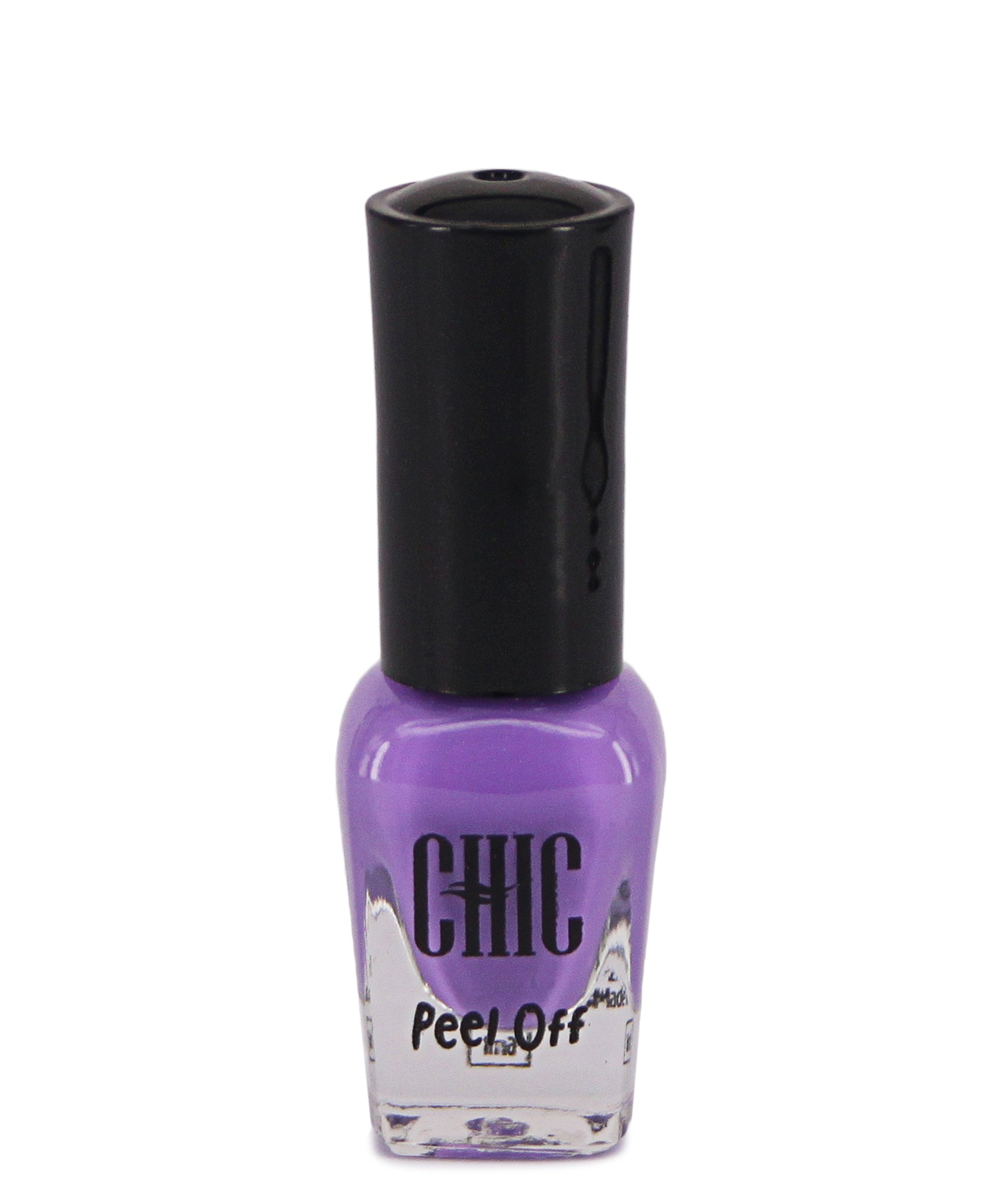Peel-Off Nail Polish - Purple