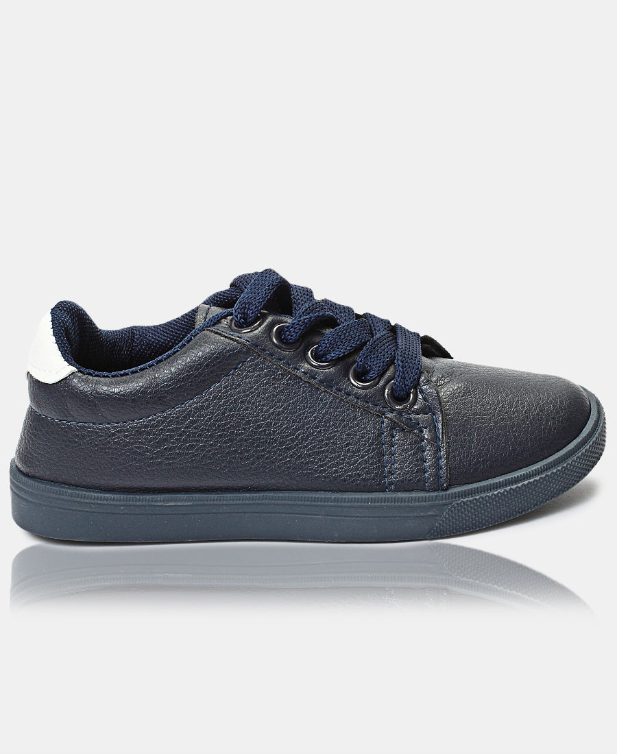 Girls Sneakers - Navy