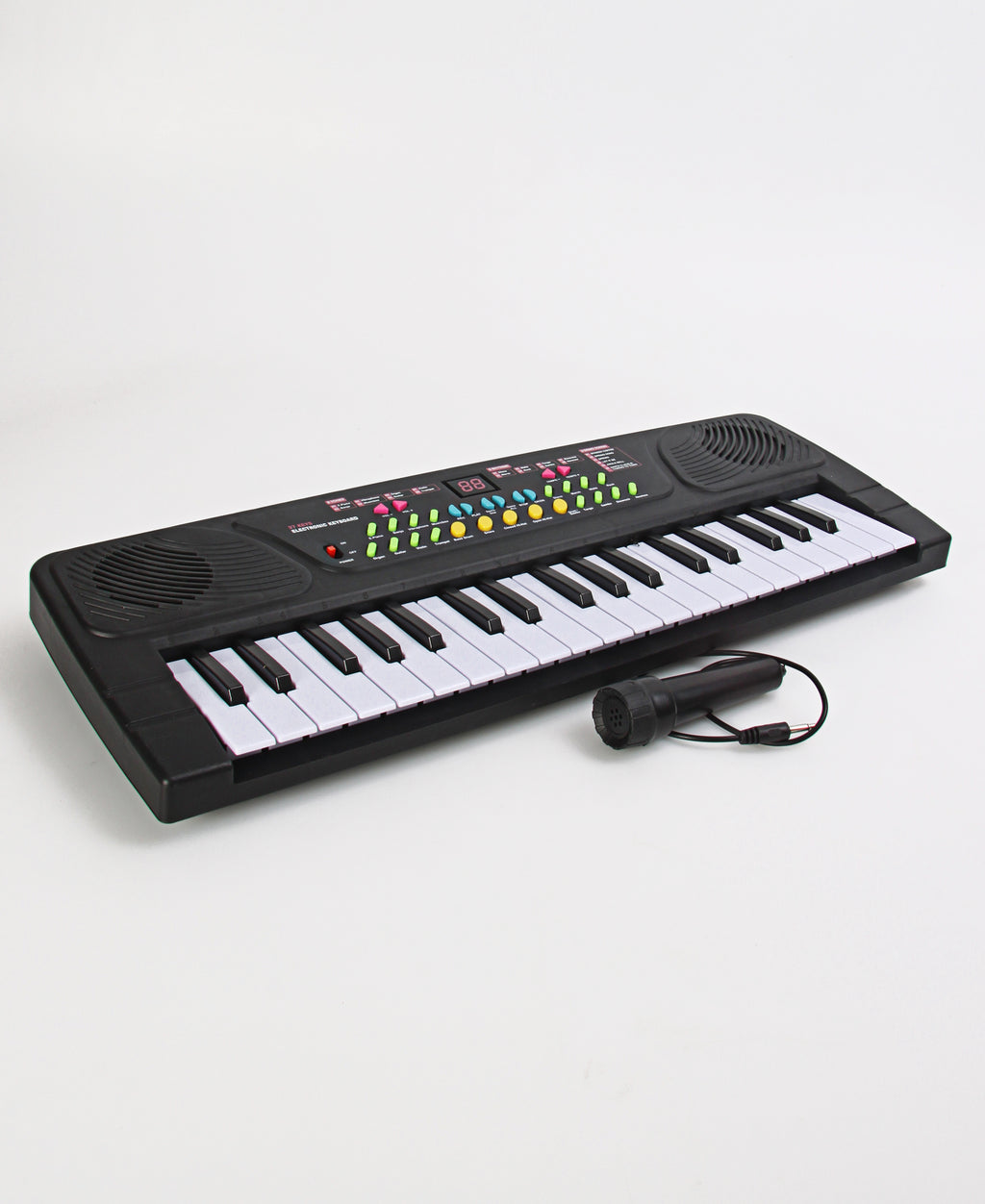 Electronic Keyboard - Black-White