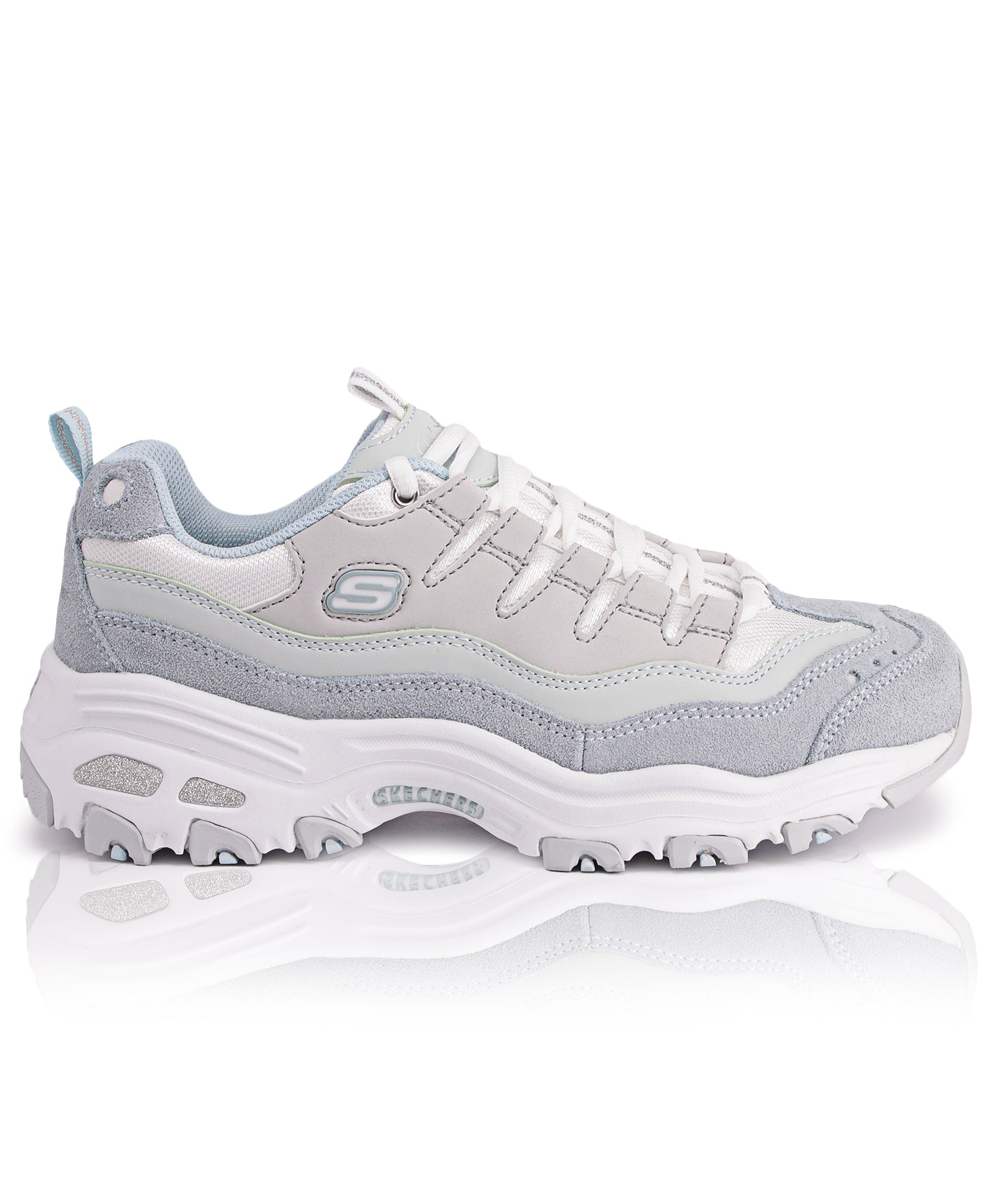 Ladies' D Lites Sneakers - Blue