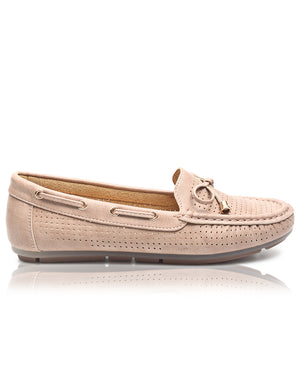 Ladies' Loafers - Mink