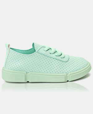 Girls Sneakers - Mint