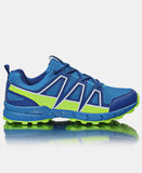 Men's Hiker Sneakers - Blue
