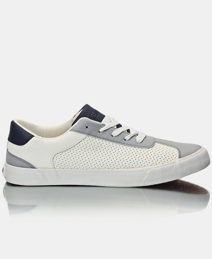 Men's Casual Sneakers - White
