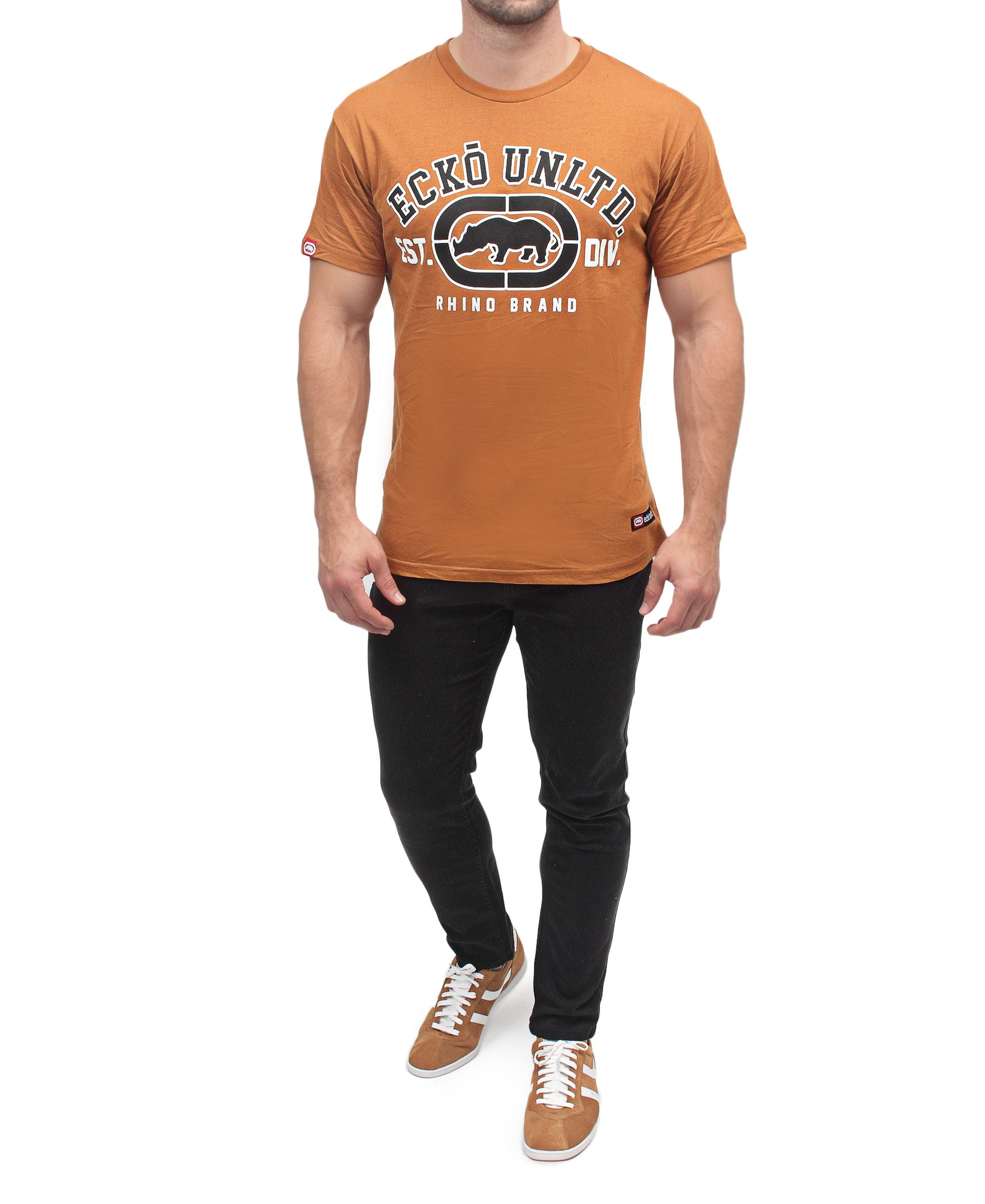 Ecko T-Shirt - Brown