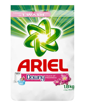 1.8kg Hand Washing Powder - White