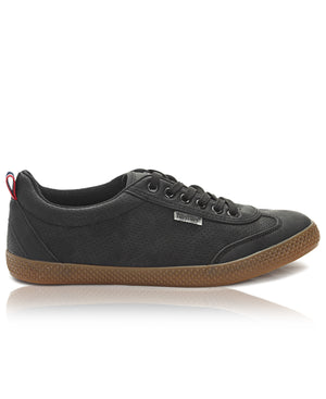 Men's Light Wing Punch Sneakers - Black