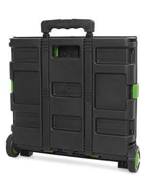 Foldable Trolley Cart - Green