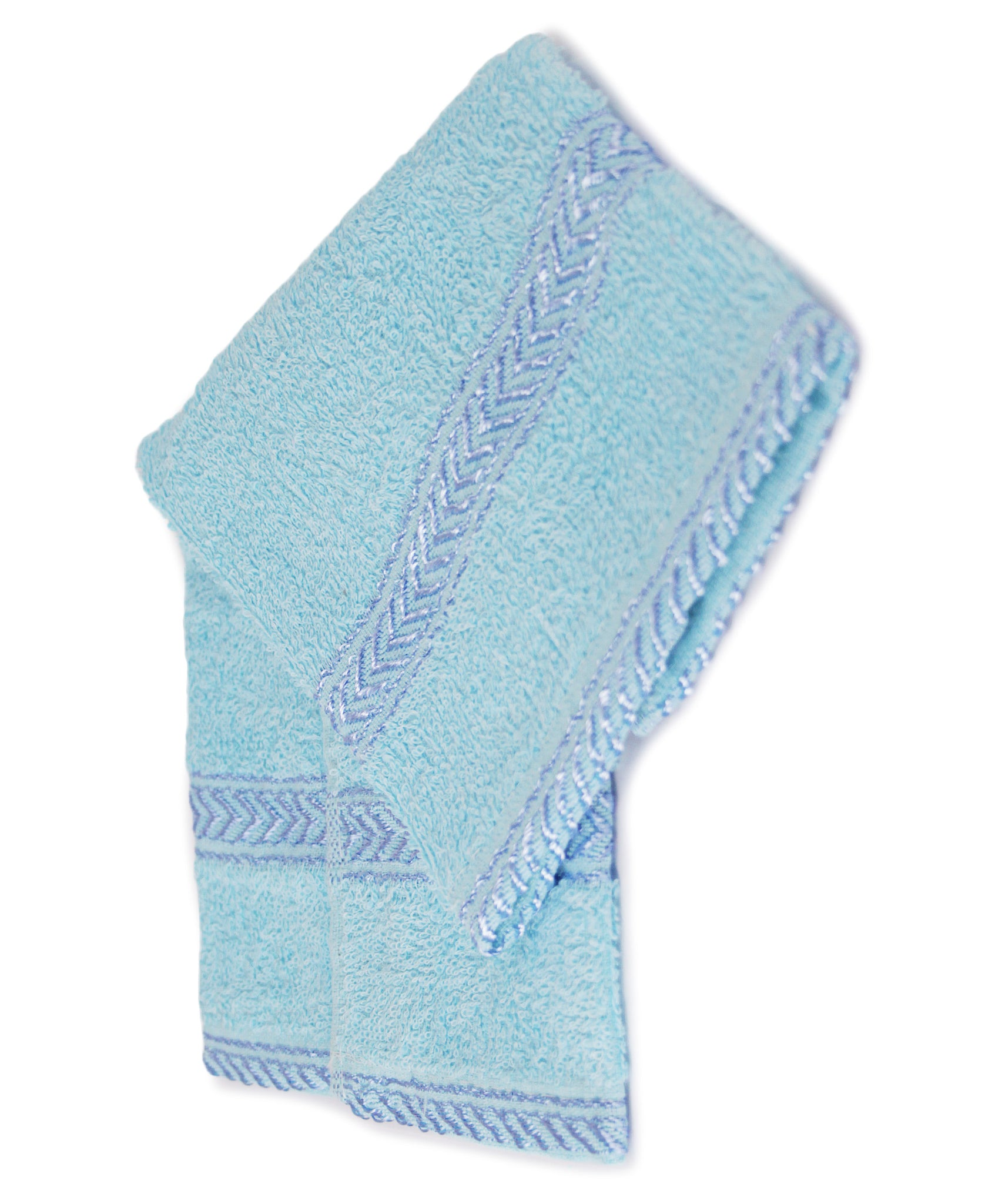 Face Cloth - Light Blue