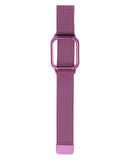 40mm Apple Watch Band With Cover - Purple