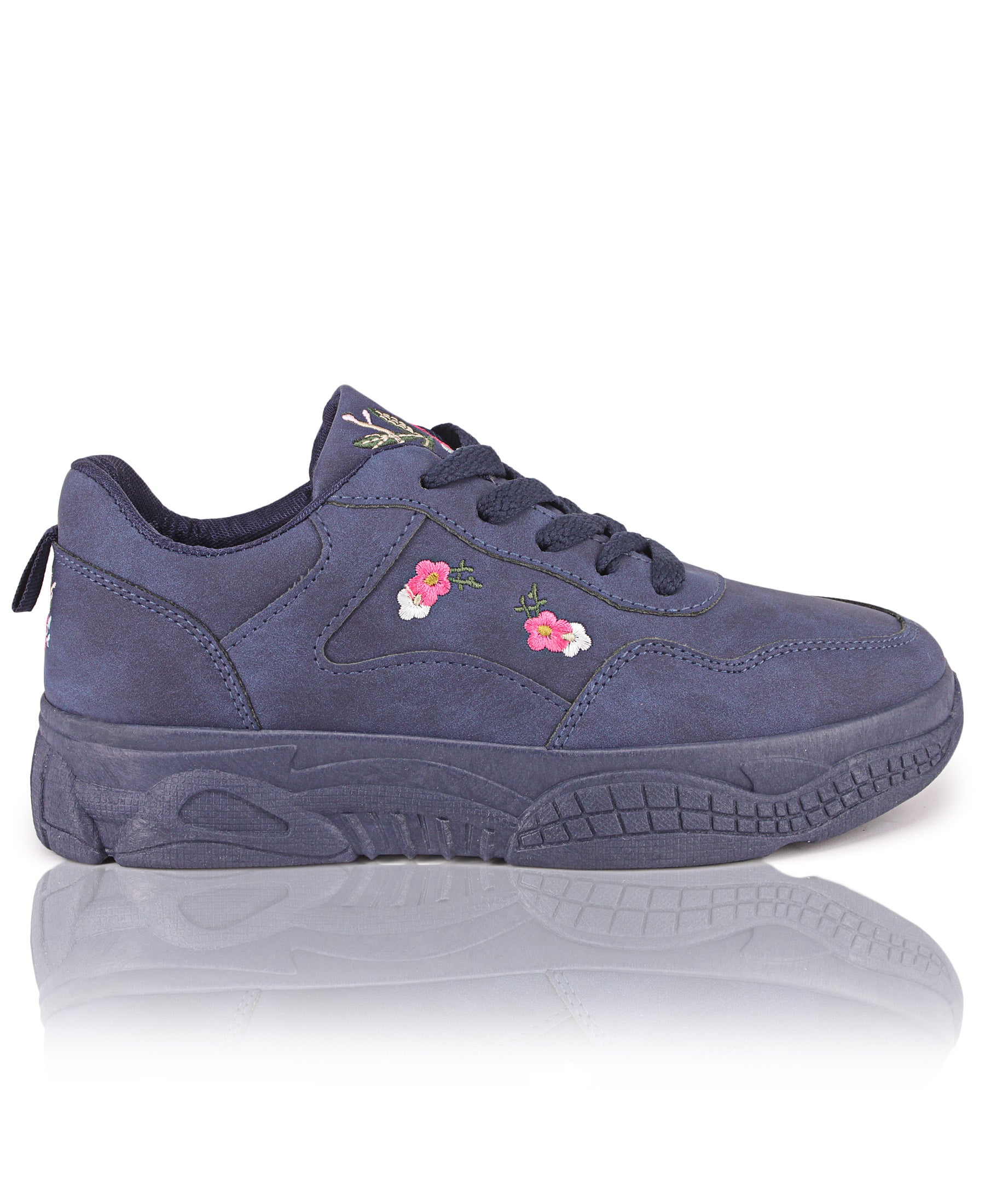 Ladies' Flava Floral - Navy