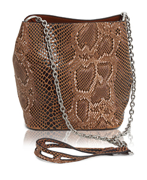Bucket Bag - Brown