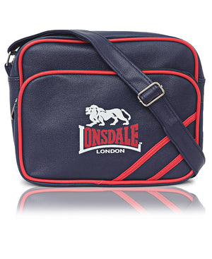 Lonsdale Crossbody Bag - Navy
