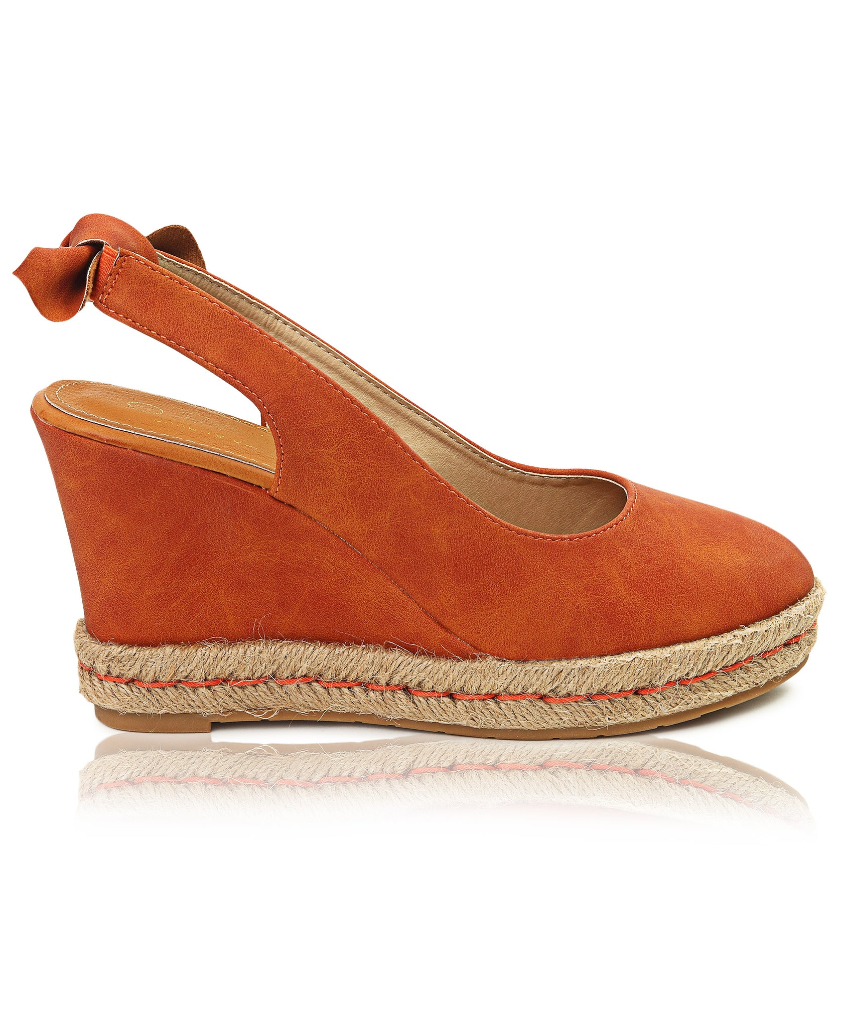 Wedge - Orange