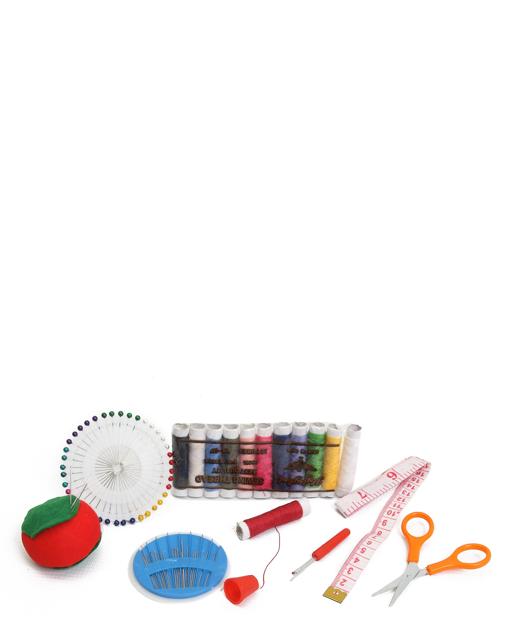 Sewing Kit - Red