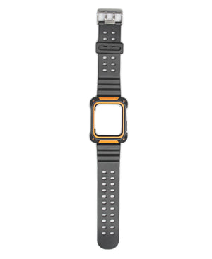 40mm Apple Watch Band With Cover - Orange