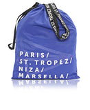 Drawstring Bag - Blue