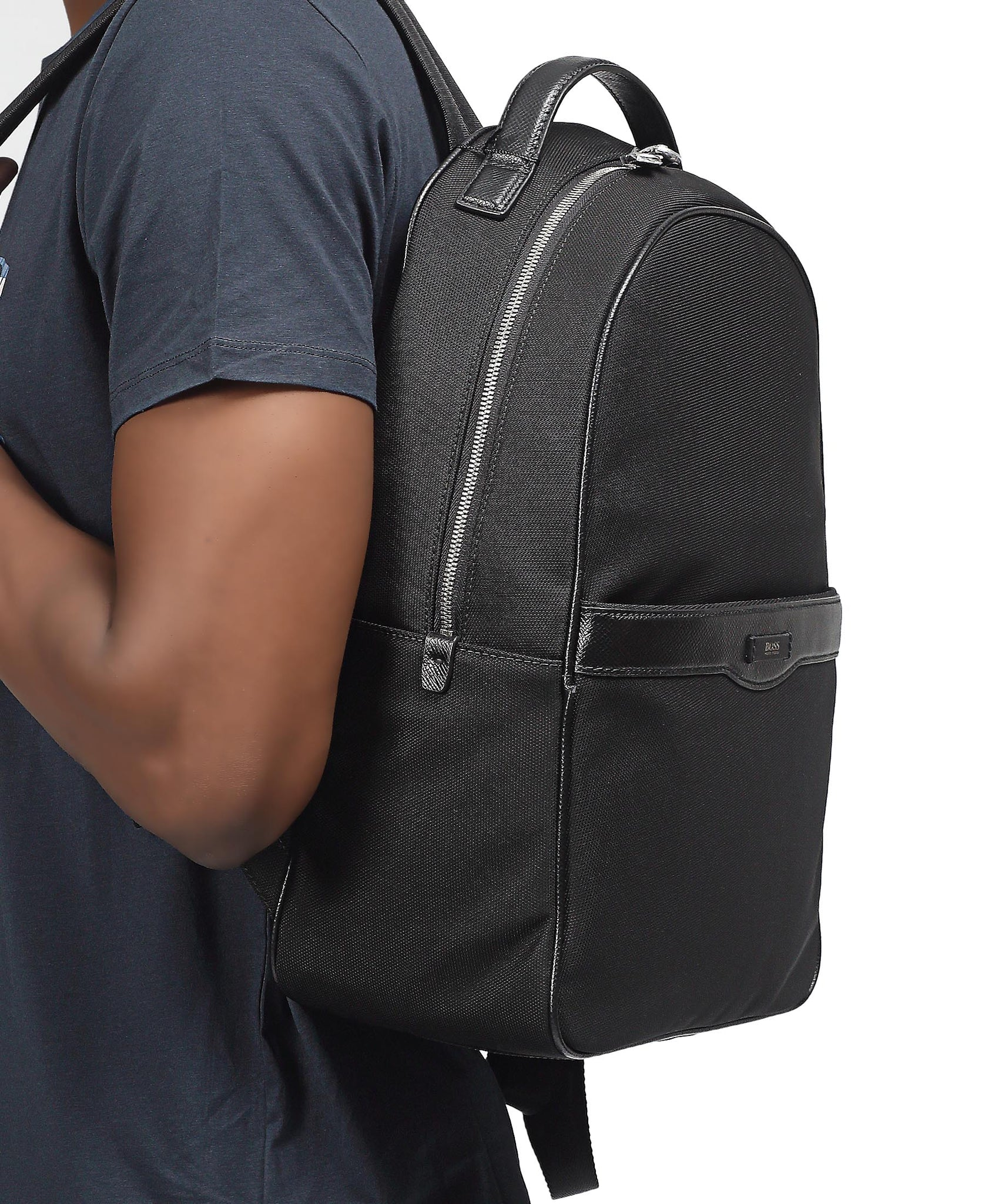 Hugo Boss Backpack - Black