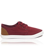 Men's Uproar Sneakers - Burgundy