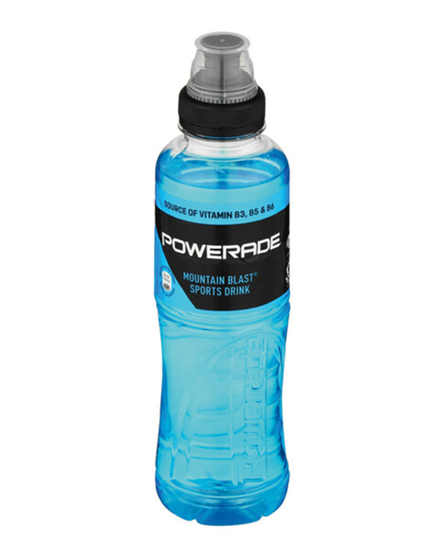 Powerade Mountain Blast 500ml - White