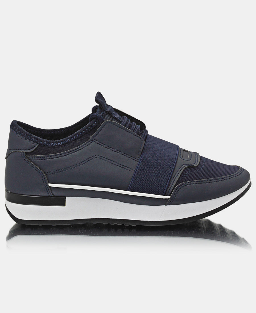 Ladies' Storm Sneakers - Navy