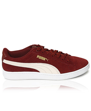 Ladies' Vikky V2 Sneakers - Maroon
