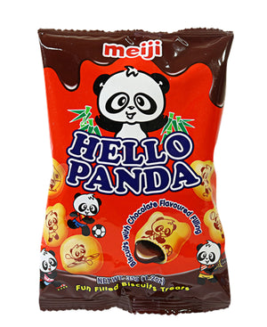 Hello Panda Chocolate Bites 35g - Red